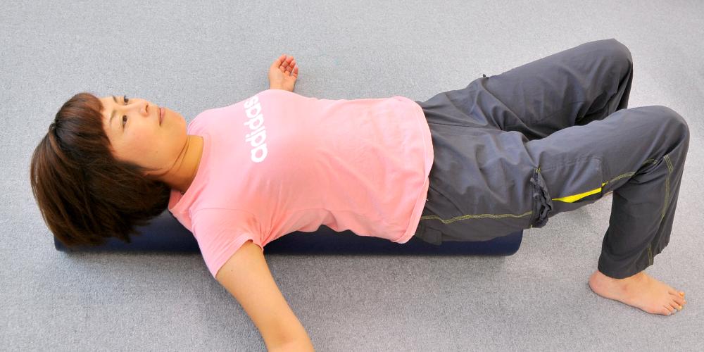 骨盤矯正が終わった後のメンテナンスも大切です。産後の骨盤体操教室を定期的に開催しています。
